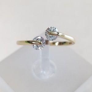 Delicate 18k Ring